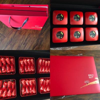 早春特级武夷山正山小种红茶礼盒250克