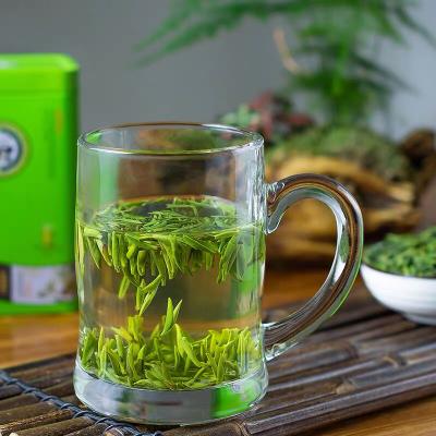 蒙顶石花雀舌2020新茶散装蒙山茶前明绿茶浓香型茶叶特级四川可选规格