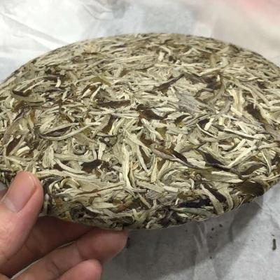 福鼎白毫银针 特级早春单芽300g/饼
