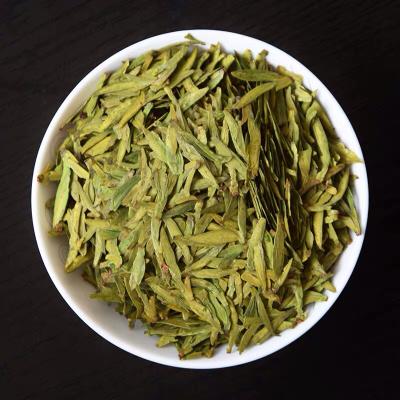 龙井茶礼盒装2020新茶明前头采特级龙井茶散装绿茶茶叶25