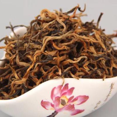2021新茶正宗广东英德红茶英红九号 产地直销包邮500g