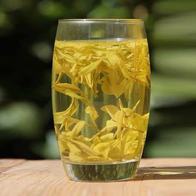 2019新茶黄金芽黄茶黄金叶安吉白茶雨前茶特级黄金茶 250g