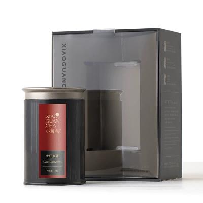 多泡装 特级大红袍乌龙茶茶叶礼盒装散装采自武夷山40g