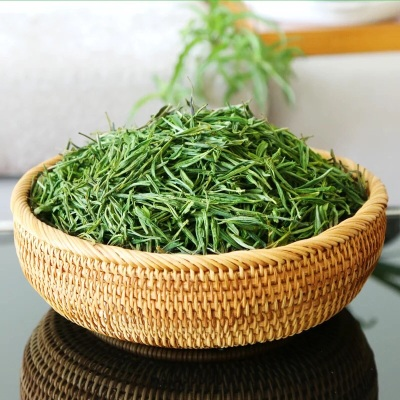新茶上市,2020绿茶黄山毛峰散装罐装250g