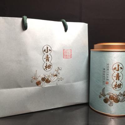 六福春 新会生晒小青柑普洱茶8年陈宫廷熟茶柑普橘陈皮茶500g