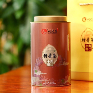 润元昌18年茶中凤凰 小青柑 柑普茶新会小青柑