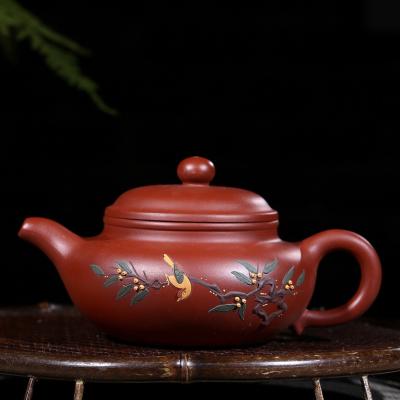 正宗宜兴紫砂壶茶壶茶具茶杯套装仿古壶宜兴紫砂壶紫砂壶手工壶