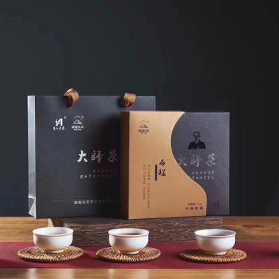 黑茶制茶大师:丁深根2015年大师茶