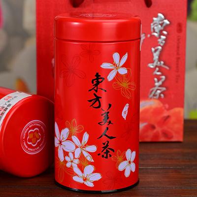 台湾东方美人茶特级高山白毫乌龙茶新竹膨风茶125g蜜香味新品