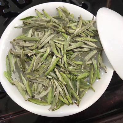 2019年福鼎磻溪米粒芽白豪银针 净含量500克