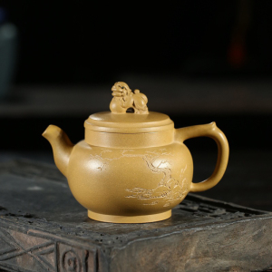 正宗宜兴紫砂壶茶壶茶具茶杯套装紫砂壶龙壶