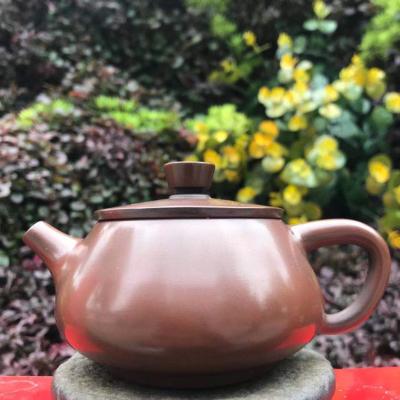 云南建水紫陶壶纯手工非紫砂功夫茶具普洱茶泡茶壶