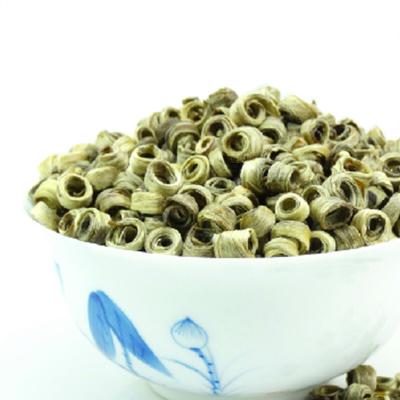 2021新茶纯手工最高端女儿环茉莉花茶特级浓香型耐泡罐装250g最小环