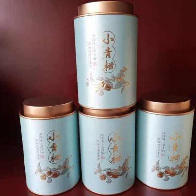 狗牯脑(红茶小青柑)250g罐装