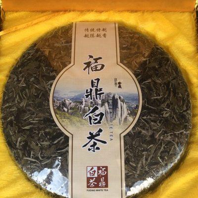 2012年福鼎6斤牡丹王,送礼摆堂均可,赠送牛皮礼盒,