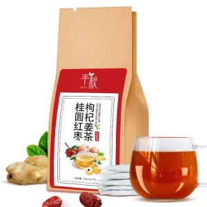 桂圆红枣枸杞茶姜茶女人五宝茶八宝茶花茶玫瑰菊花泡茶组合花茶