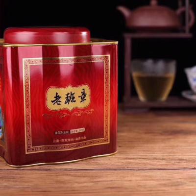 老班章普洱茶生茶250g
