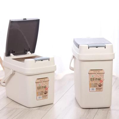 茶水茶渣桶