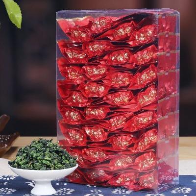 浓香型铁观音茶叶礼盒装岩茶大红袍茶叶 正山小种红茶 金骏眉红茶500克