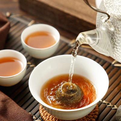 十年宫廷 小青柑普洱茶熟茶500g 新会核心柑 香气足超耐泡 包邮