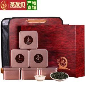 2019新茶安溪铁观音茶叶一级浓香型散装兰花香乌龙茶礼盒装500g