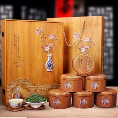 【年货礼盒】新茶安溪铁观音茶叶浓香型过年送礼年货 礼盒装散装乌龙茶