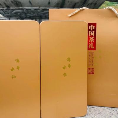 漳平水仙茶是乌龙茶类唯一紧压茶,风格独一无二,香气清高幽长,具有如兰气