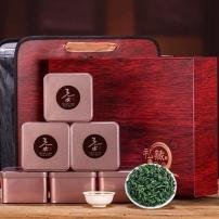 茶叶礼盒装 铁观音2020新茶特级兰花香 高档送礼送长辈500g乌龙茶
