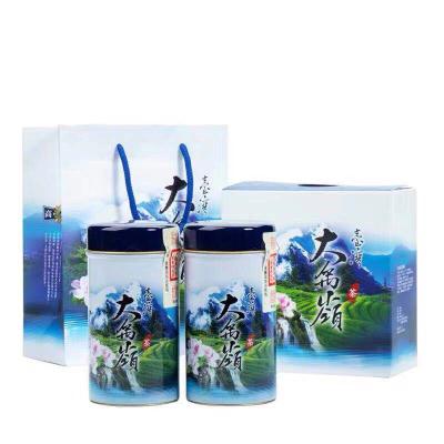 特级大禹岭乌龙茶叶台湾高山茶大禹陵高冷茶礼盒冷泡新茶清香型300g装