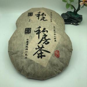 2饼 2009年 350克福鼎白茶 高山 荒野 私房茶寿眉