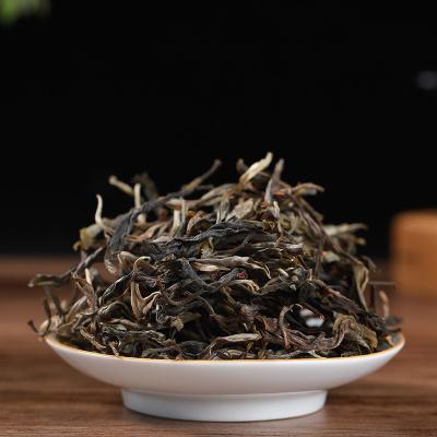 产地茶叶云南普洱茶散茶晒青生茶黑茶产地勐库镇藤条