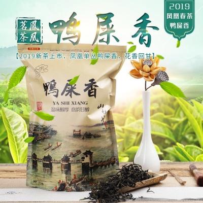 新茶凤凰单枞茶鸭屎香单丛茶叶清香回甘袋装250g