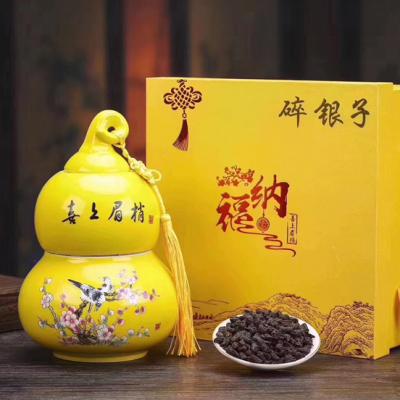 """茶界新宠——碎银子(茶化石),被称作""""可以喝的石头"""",也有人称其为""""茶"""