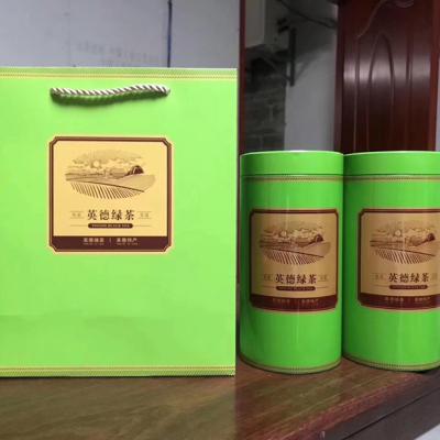 英德绿茶 清香、回甘、经久耐泡的英德青绿茶,一百度水温冲泡也不苦不涩