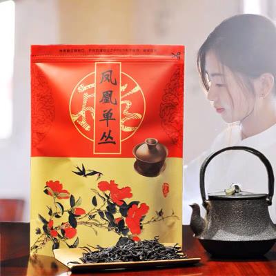 新茶凤凰单枞茶叶 潮州凤凰单丛茶蜜兰香白叶乌岽单枞茶袋装500g
