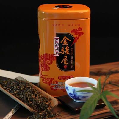黄芽蜜香金骏眉红茶新茶 特级正宗薯味金俊眉礼盒装茶叶500g罐装