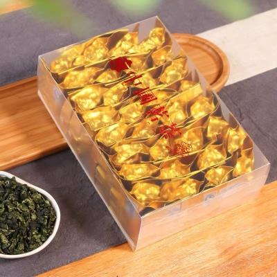 新茶铁观音 安溪铁观音正味乌龙茶叶500克 独立小袋包装 清香型浓香型