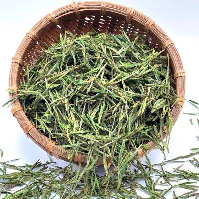 一斤 安吉白茶新茶叶明前特级正宗品质高山绿茶春茶白茶500g散装 罐装