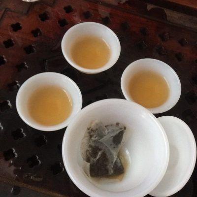凤凰单丛 高端茶的茶茉而制成茶包 一包一泡 方便 干净500克
