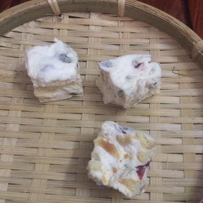 【买2送1】共发3网红雪花酥手工牛扎糖零食点心130g真材实料手工制