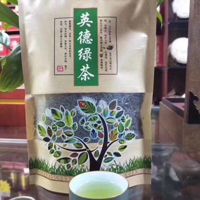 《头春·英德绿茶》原料精选抢鲜上市的明前早春头采嫩芽,条索细嫩