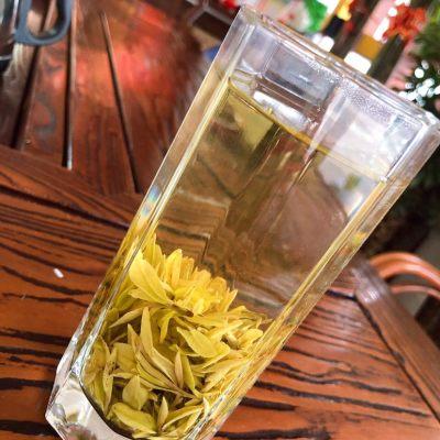 天目湖黄茶