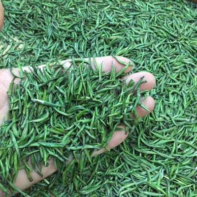 雀舌新茶特级浓香型明前毛尖绿茶竹叶炒青茶嫩芽散装雪芽250g