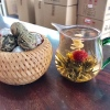 白茶龙珠 工艺花茶