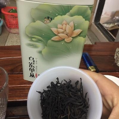 凤凰单丛 乌岽单丛 高山无公害无污染茶 一斤二罐配袋子