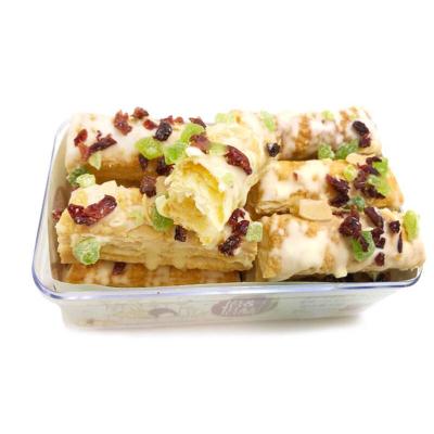 塔塔酥130克蔓越莓综合果干千层酥松塔饼干糕点休闲小零三送一