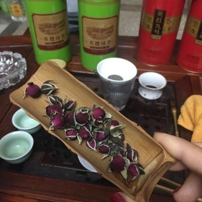特级金边玫瑰花500克 专治各种不舒服……痛经专用茶