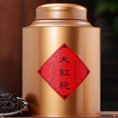 岩茶大红袍浓香罐装500g
