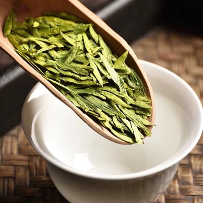 新茶正宗杭州龙井茶2021新茶特级雨前绿茶散装茶叶500g