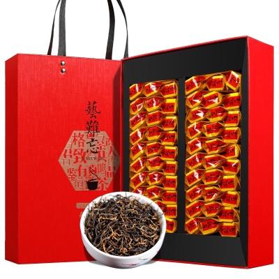 新茶金骏眉正山小种300g红茶茶叶礼盒装小泡装浓香型过年过节送礼